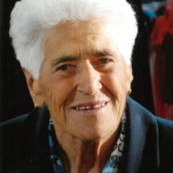 Maria Clementi ved. Bernardi